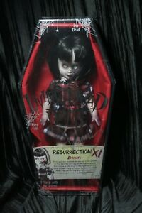 Living-Dead-Dolls-Dawn-Resurrection-Series-11-Res-Zombie-New-Signed-sullenToys