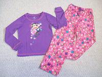 Paul Frank Julius Pajama Set Girls Xs (4/5)