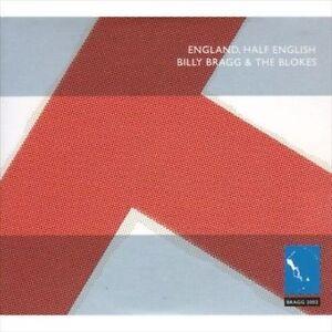 BILLY-BRAGG-amp-THE-BLOKES-England-Half-English-2CD-BRAND-NEW-Bonus-Edition