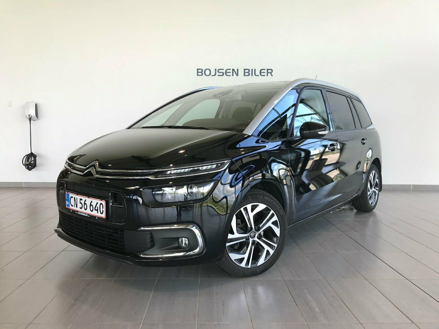 Citroën Grand C4 SpaceTourer 1,5 BlueHDi 130 Exclusive EAT8 5d - 339.900 kr.