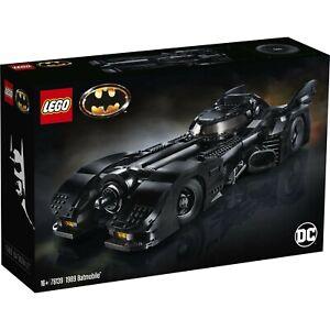 76139-LEGO-DC-COMICS-SUPER-HEROES-BATMOBILE-PZ-3306-ANNI-16-NUOVO-GARANZIA