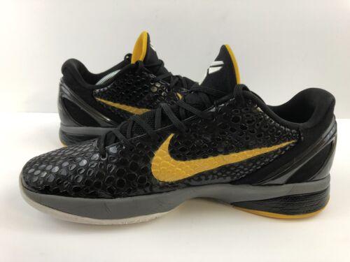 Nike ''429659 12 002 Zoom kobe 6 Scarpe Sz '' Uomo 80wOknP