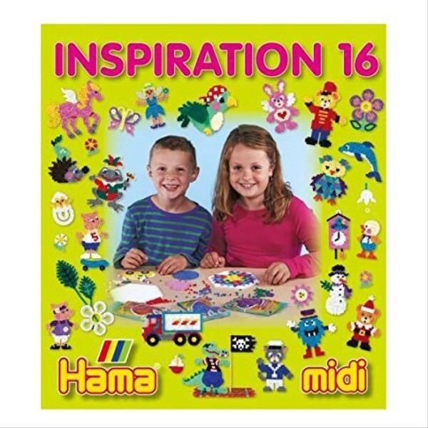 Vorlagen Hama Inspiration 16 Bügelperlen midi