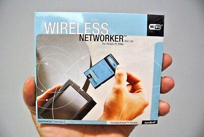 LA4137 Wireless Networker Compact Flash Card