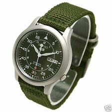 Seiko 5 SEIKO MILITARY Nylon SNK805K2 Watch