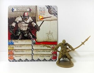 SPEARHEAD-Eddie-Mad-Max-Zombicide-Black-Plague-Zombicide-Green-Horde-D-amp-D