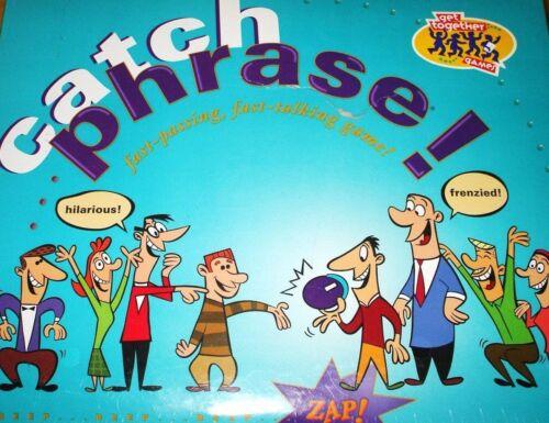 ORIGINAL CATCH PHRASE PARTY Game VINTAGE 1994 COMPLETE EXCELLENT CONDITION!