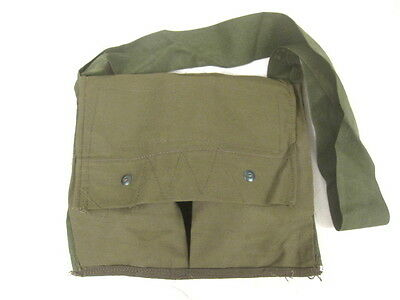 Vietnam Era US Army M18A1 Claymore Mine Bag or M7 Bandolier Bag - Unissued