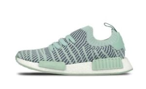 info for b94d7 67d32 Image is loading Adidas-Women-039-s-NMD-R1-STLT-PRIMEKNIT-