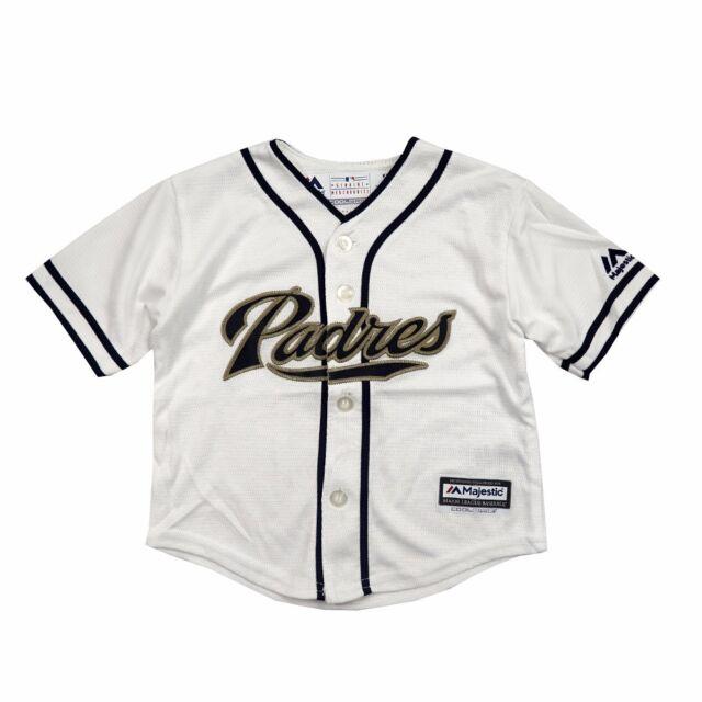 45dd04d3 MLB Majestic Home Away Alt Replica Cool Base Team Jersey Infant Sz ...