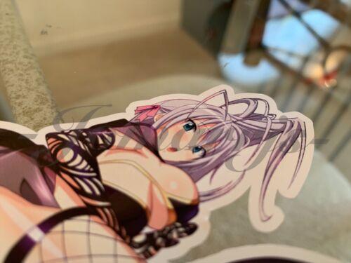 High School DxD Anime Rossweisse Lingerie Sticker Decal bikini sun fun