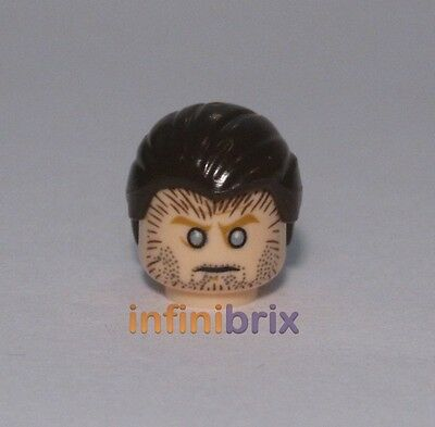 Lego Fenrir Greyback Head 10217 for Harry Potter Hair piece from sets 4840