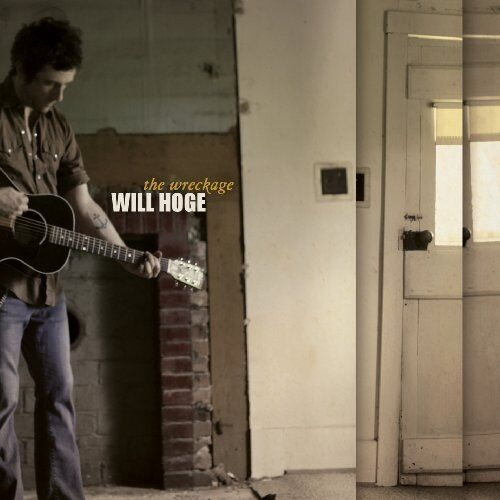 1 of 1 - Will Hoge - The Wreckage CD (2010)