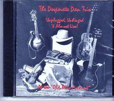 (EK181) Desperat Dan, Almost Live - 2002 sealed CD
