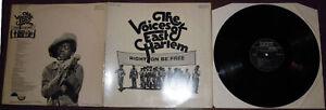 LP VOICES OF EAST HARLEM Right (Vedette 70 ITA) gospel soul GF RARE VG+