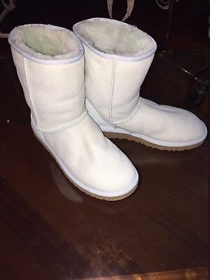 UGGS CLASSIC FROSTY MINT GREEN RARE