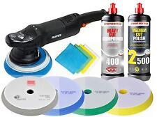 Kit de Lustrage Rupes LHR15 ES - Menzerna FG400 + PF2500 250 ml - Free Taxe