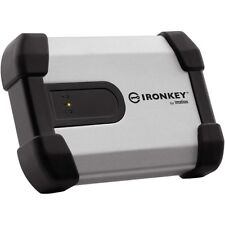 "Ironkey H350 1 Tb 2.5"" External Hard Drive - Usb 3.0 - 256-bit Encryption"