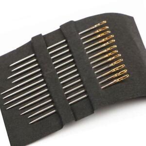 12Stk-Thick-Embroidery-Hand-Sewing-Big-Eye-Sewing-Self-Threading-Needles-Ki-T9P3