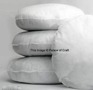 """32"""" Round Floor Pillow Insert Inner Cushion Indian Ottoman ..."""