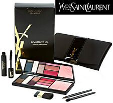100%AUTHENTIC Exclusive DEVOTED to YSL PARISIENNE COMPLETE Makeup TRAVEL PALETTE