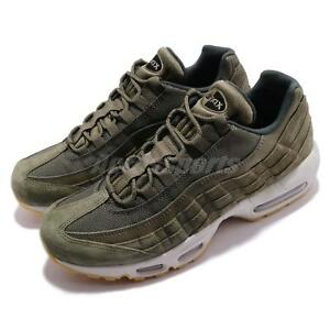 e990ddf14b51 Nike Air Max 95 SE Olive Canvas Gum Men Running Casual Shoes ...