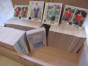 PANINI-FOOTBALL-80-1980-PLUS-DE-800-IMAGES-NEUVES-DISPONIBLES