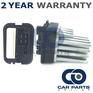 FOR-VAUXHALL-ASTRA-H-MK-5-1-4-PETROL-2005-2010-HEATER-BLOWER-FAN-RESISTOR