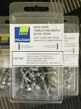 7 Boxes 350 Total Wood Screw Leakproof For Metal Or Fiberglass Roofing Panels