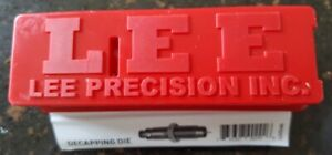 Lee 90292 Universal Depriming and Decapping Die for sale online