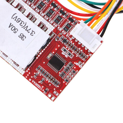 3S//4S//5S 3.7V Polymer Lithium Battery PCB BMS Charge Protection Board BalanZJYB