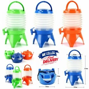 Naturehike PE Water Storage Container Bottle Carrier Jerry Can Bucket with Tap