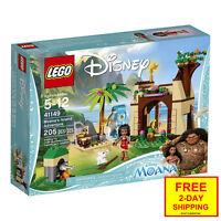 Lego Disney Moana's Island Adventure 41149 Free 2-day Shipping