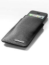 orig Mercedes Benz AMG Leder Smart Phone Handy Hülle Case  passend für iPhone® 5