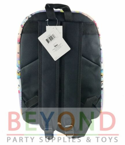 Disney Tsum Tsum All Print School Backpack for Kids Purple
