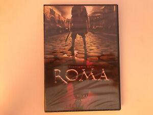 ROMA-DVD-TEMPORADA-1-DISCO-4-EPISODIOS-7-9-NUEVO-PRECINTADO-FARSALIA-CESARION