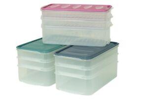 Kühlschrank Dose : Aufschnittdosen frischhaltebox kühlschrank aufbewahrung aufschnitt