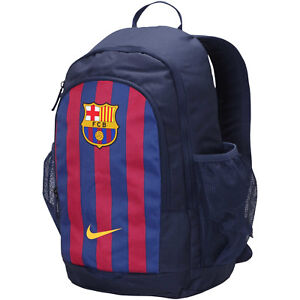 Details About Nike Tiempo Fc Barcelona 2018 2019 Stadium Soccer School Gym Bag Backpack