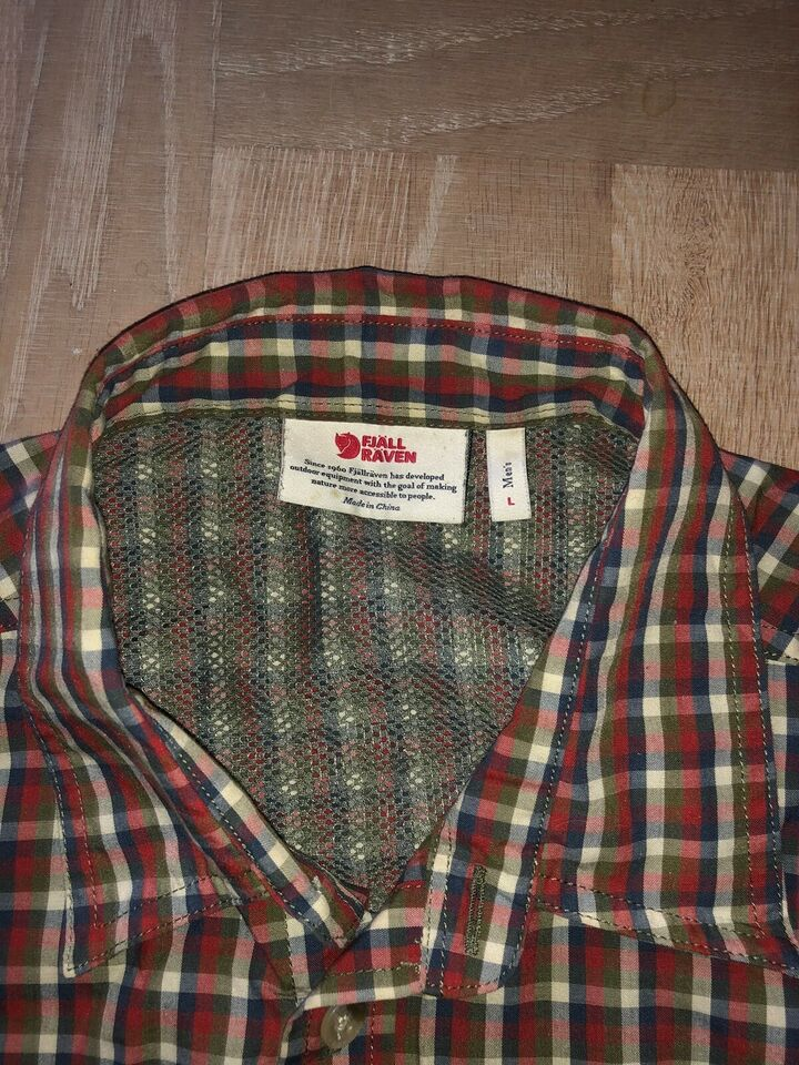 Skjorte, Fjällræven, str. L