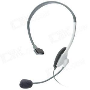 Caricamento dell immagine in corso Cuffia -Audio-Microfono-Headset-Compatibili-Per-Xbox-360- afe81a04e746
