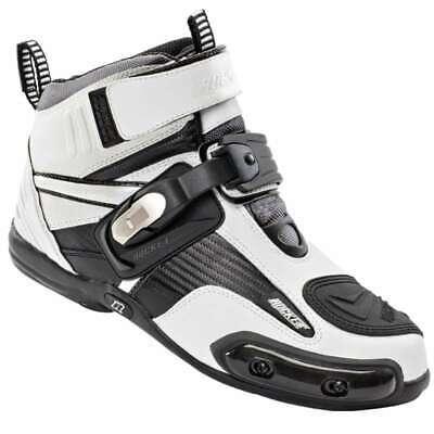 Black//Size 07 Joe Rocket Moto Adira Womens Riding Shoes Sports Bike Racing Motorcycle Boots