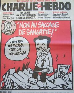 Charlie-View-No-548-Decembre-2002-Singapore-Non-to-Rampage-of-Sangatte-Sarkozy