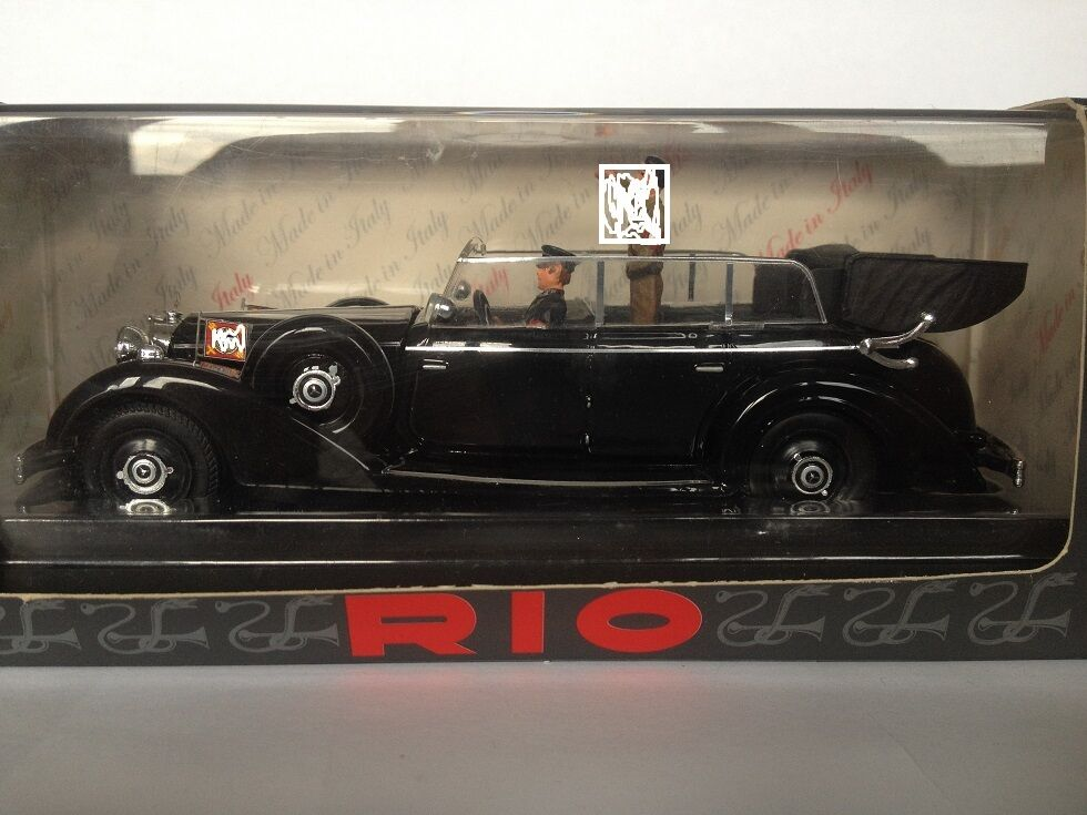 1 43 Rio Mercedes Benz 770 1942 4064 P