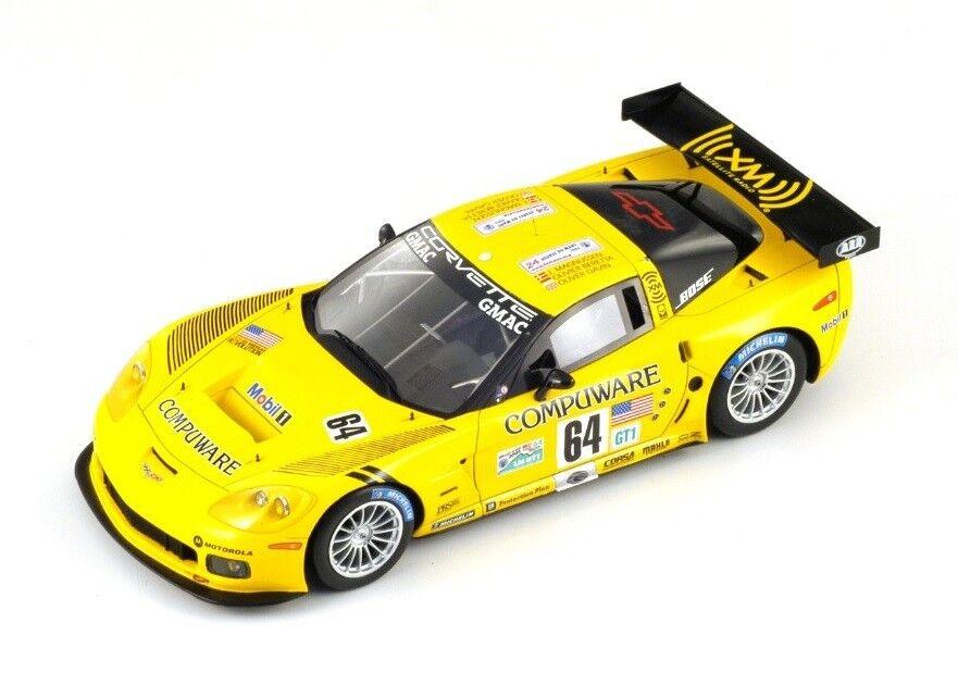 Corvette C6 R Gavin-Beretta  Winner LMGT1 Le Mans  2005 (Spark 1 24   S2401)