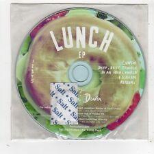 (FV816) Kotki Dwa, Lunch EP - 2011 unopened DJ CD