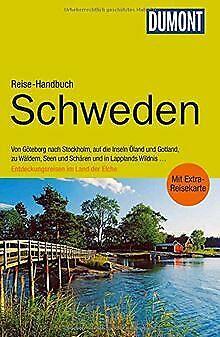 DuMont Reise-Handbuch Reiseführer Schweden: mit Extra-Re... | Buch | Zustand gut