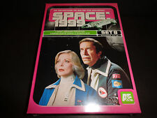 SPACE 1999-Set 8-Final 6 episodes of journey of 311 men & women trapped on moon