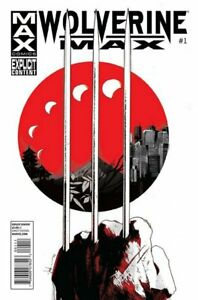 Wolverine-Max-Vol-1-1-Near-Mint-NM-Marvel-Comics-MODERN-AGE