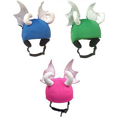 Costume Rabbit Bunny White Ski Helmet Cover