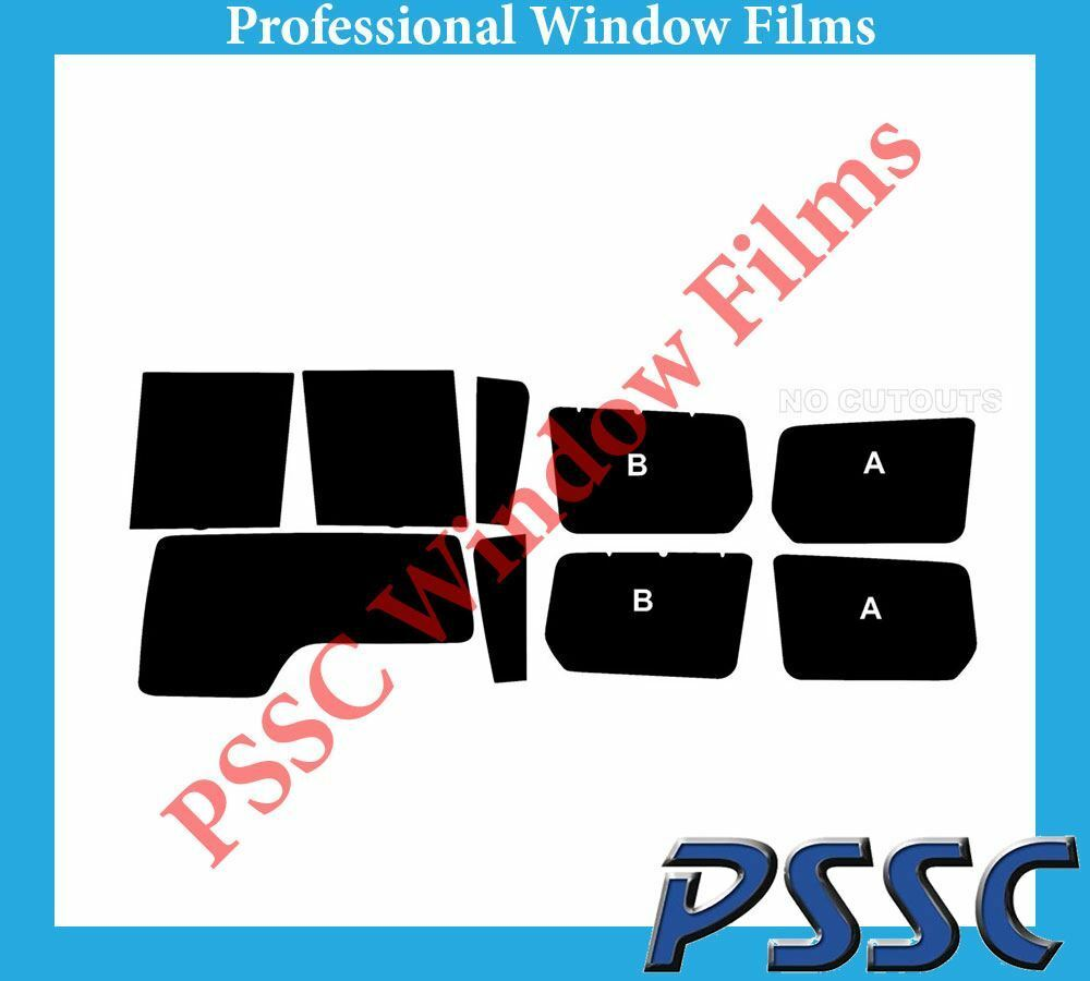 PSSC Pre Cut Rear Car Window Tint Films for Land Rover Discovery 3 LR3 2004-2009